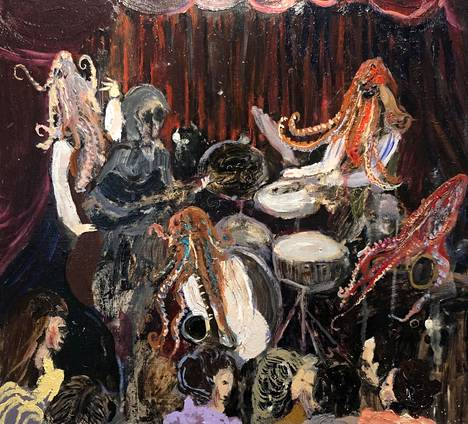 Eeva Peura: Jazz Music (2020).