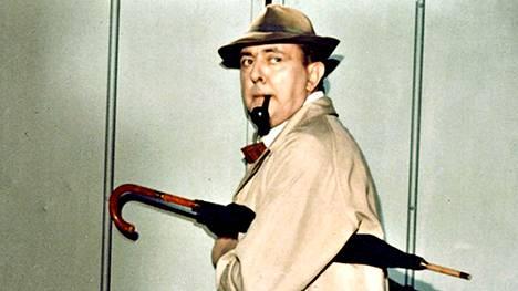Jacques Tati seikkailee jälleen muutamassa elokuvassa.