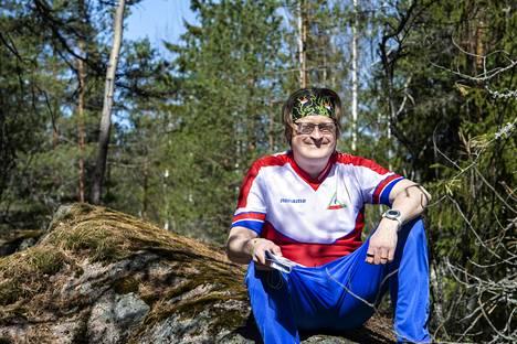 Mikko Ilomäen viikot huipentuvat siihen, kun hän sunnuntaisin tulee suunnistamaan Nuuksion Solvallaan.