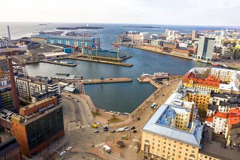 Helsingin Hietalahdenrantaan kaavaillaan uutta rakentamista, joka edellyttäisi perinteikkään satama-altaan osittaista täyttämistä.