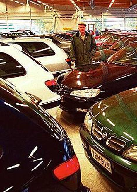 Ajoneuvoveron palautuksissa ruuhkaa