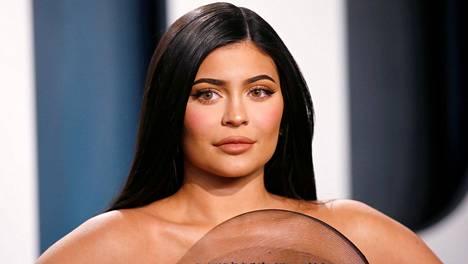 Kylie Jenner helmikuussa 2020.
