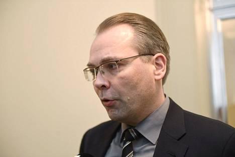 Jussi Niinistö (sin)