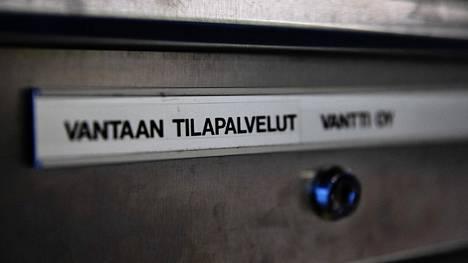 Vantti vastaa Vantaan kaupungin siivous- ja ateriapalveluista.