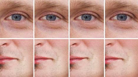 Mikroilmeet näkyvät kasvoilla keskimäärin vain sekunnin kahdeskymmenesosan, joten niitä on erittäin vaikea havaita.