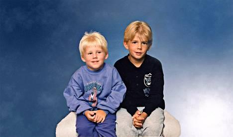 Robin Dahlén ja Christian Karlsson.