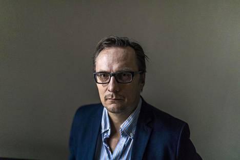 Helsingin kaupunginteatterin johtaja Kari Arffman.