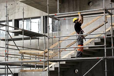 Tehovalvontaiskut ovat osa vuoden 2008 alusta käynnistynyttä rakennusalan verovalvontahanketta.