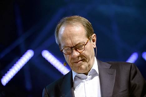 Jorma Ollilan mukaan etenkin yrityksen ulkopuoliset katseet kohdistuvat juuri toimitusjohtajaan.