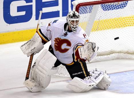 Kiprusoff otti helmikuun alussa uransa 300. NHL-voiton.
