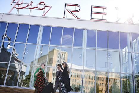 Bio Rex jatkaa Rakkautta & Anarkiaa -festivaalin pääteatterina.