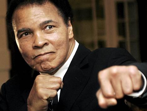 Muhammad Ali vuonna 2006