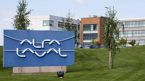 Alfa Lavalin pääkonttori Lundissa.
