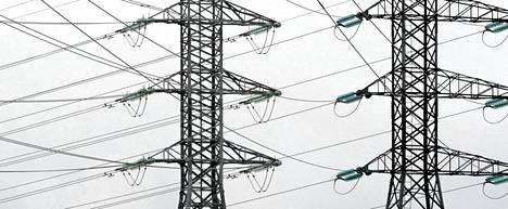 Sähkönsiirtoyhtiö Carunan sähköverkkoa on esimerkiksi Espoon Finnoossa.