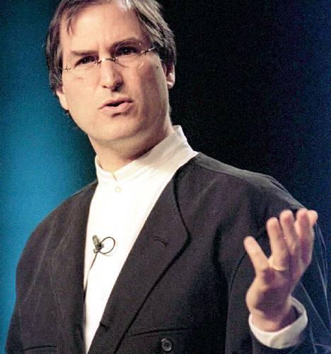 Steve Jobs vuonna 1997.