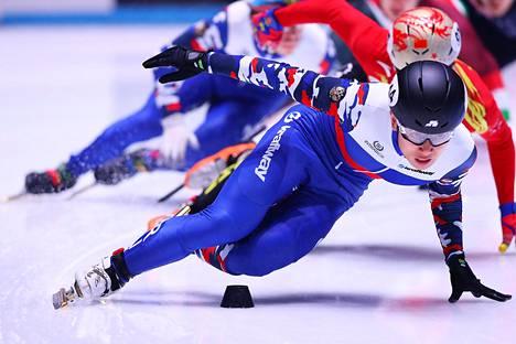 Kaukopikaluistelija Viktor Ania epäillään sotkeutumisesta Venäjän valtiojohtoiseen dopingiin.