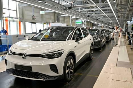 Puolijohdepula on vaikuttanut Volkswagenin tuotantomääriin.