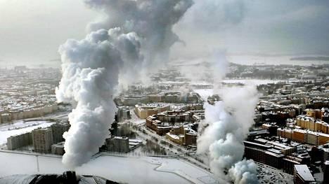 Helsingin katot on käyty lämpökameralla läpi, jotta lämpöhukkakohdat on saatu selville. Kaupungin aikomuksen on koota myös muuta avointa tietoa kaupunkilaisten kulutusvalintojen tueksi.