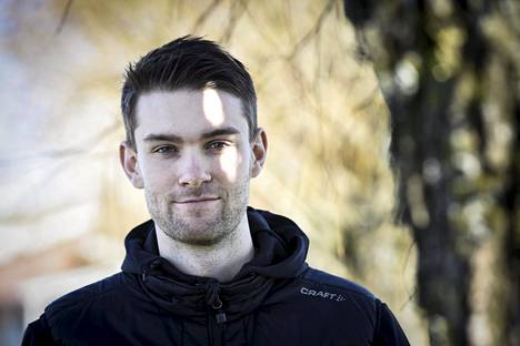 Niclas Grönholm on harjoitellut korona-aikana vain kuntosalilla.