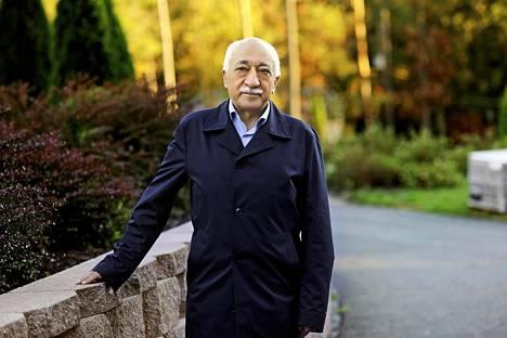 Fethullah Gülen elää maanpaossa tilallaan Saylorsburgissa Pennsylvaniassa. Kuva vuodelta 2013.