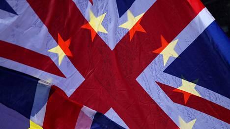 Britannia erosi EU:sta jo tammikuun lopussa. Brexitin siirtymäkausi päättyy vuoden vaihtuessa.