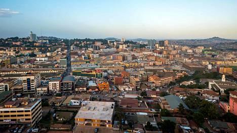Suomalaismies kuoli Ugandan pääkaupungissa Kampalassa. Kampalan poliisi tutkii miehen kuolinsyytä.