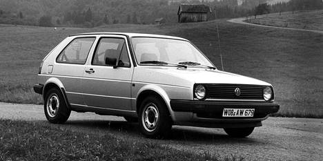1. Volkswagen Golf