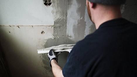 Vuonna 2019 kotitalousvähennykseen oikeuttavista kustannuksista 78 prosenttia liittyi remonttipalveluihin.