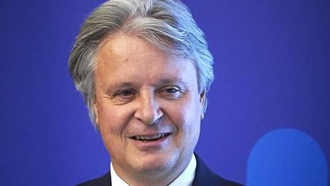 """Nordean konsernijohtajan Casper von Koskullin mukaan pääkonttoripäätöksessä """"ei ole nähtävissä suurta draamaa""""."""