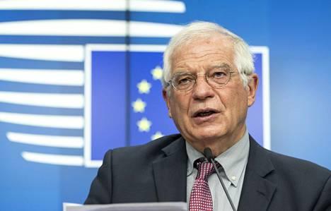 EU:n ulkopoliittinen johtaja Josep Borrell esitti toiveen, että Turkki kääntäisi päätöksensä muuttaa Hagia Sofia takaisin moskeijaksi.
