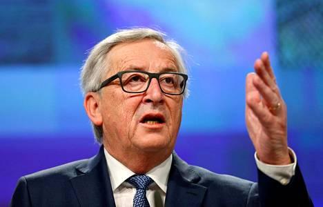 Euroopan Komission Puheenjohtaja