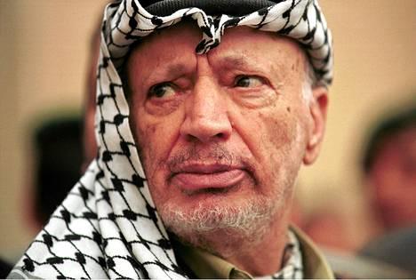 Arafatin jäänteistä on löytynyt suuri määrän radioaktiivista poloniumia.