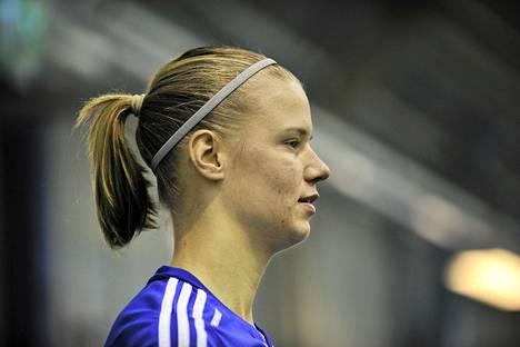 Maija Saari toimii Suomen kapteenina Kyproksen turnauksessa.
