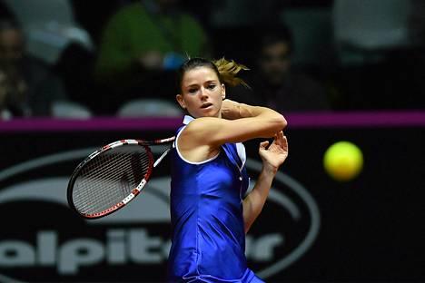 Italialaisen huippupelaajan Camila Giorgin isän Sergio Giorgin mukaan tenniksessä on useita dopingia käyttäviä pelaajia. ennistä