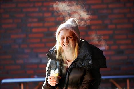 Hanna Gullichsen on kuntavaaliehdokas Helsingissä kokoomuksessa.