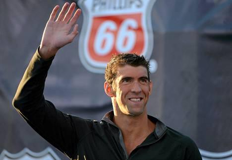 MIchael Phelps ei ole tänä vuonna ollut parhaiden vuosiensa kunnossa.