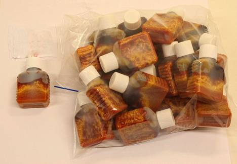 Tullin mukaan takavarikoiduista ja esitutkinnan aikana myydyiksi selvitetyistä dopingaineista olisi riittänyt yli 2 100 käyttöjaksoon.