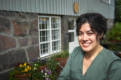 Amerikkalaissijoittaja Caterina Fake haluaisi jäädä Suomeen.