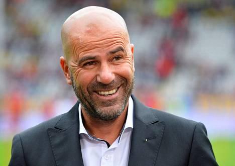 Peter Bosz on Leverkusenin uusi päävalmentaja.