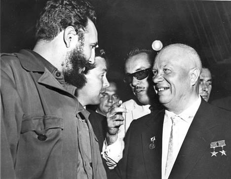Fidel Castro - Ulkomaat | HS.fi