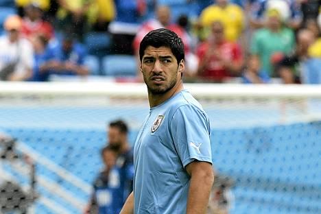 Onko Luis Suárez siirtymässä pois Liverpoolista?