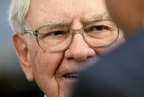 Warren Buffett keskusteli osakkeenomistajien kanssa Omahassa toukokuun alussa.