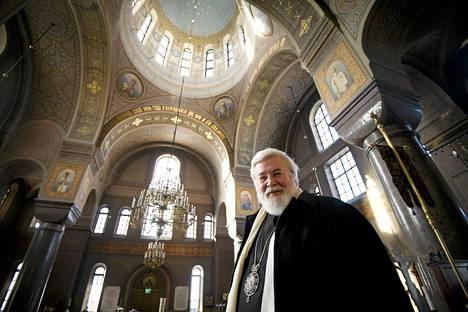 Ortodoksisessa kirkossa naisten ja homojen asema on sama nyt ja aina, arkkipiispa Leo sanoo.