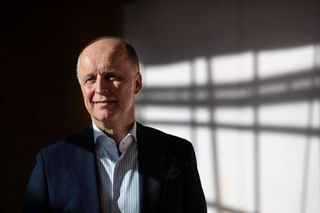 Tieto-Evryn toimitusjohtaja Kimmo Alkio.