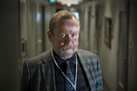 Psykiatri Hannu Lauerma.