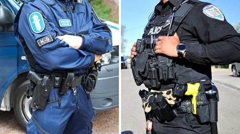 Yhdysvaltalaismedia CBS vertailee maan poliisikoulutusjärjestelmää Suomen pidempijaksoiseen malliin.