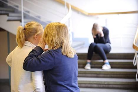 Viime kouluterveyskyselyn mukaan vähintään kerran viikossa kiusatuksi tulee seitsemän prosenttia neljäs- ja viidesluokkalaisista ja kuusi prosenttia kahdeksas- ja yhdeksäsluokkalaisista.
