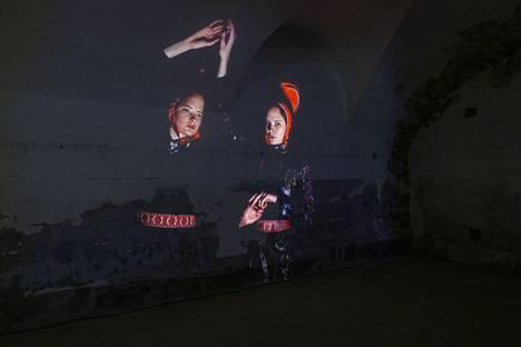 Birit & Katja Haarla, Outi Pieski: Guhte gullá / Here to hear, 2021.