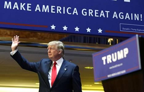 Facebook-käyttäjien tietoja käytettiin hyväksi Donald Trumpin presidentinvaalikampanjassa.