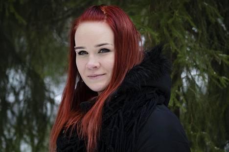 Hanna Morjava sanoo miettivänsä usein, miten lapsen käy jos hän ei enää jaksakaan.